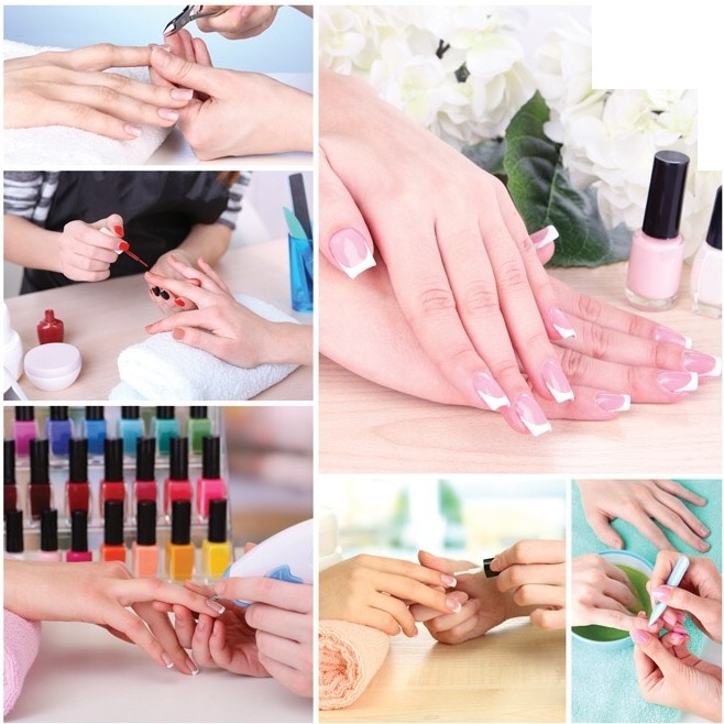 Manicures nail lounge